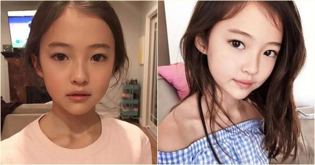 3 người mẫu nhí được mệnh danh bé gái đẹp nhất thế giới - 6