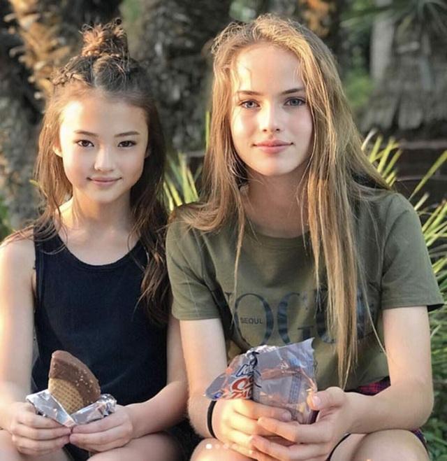 3 người mẫu nhí được mệnh danh bé gái đẹp nhất thế giới - 8