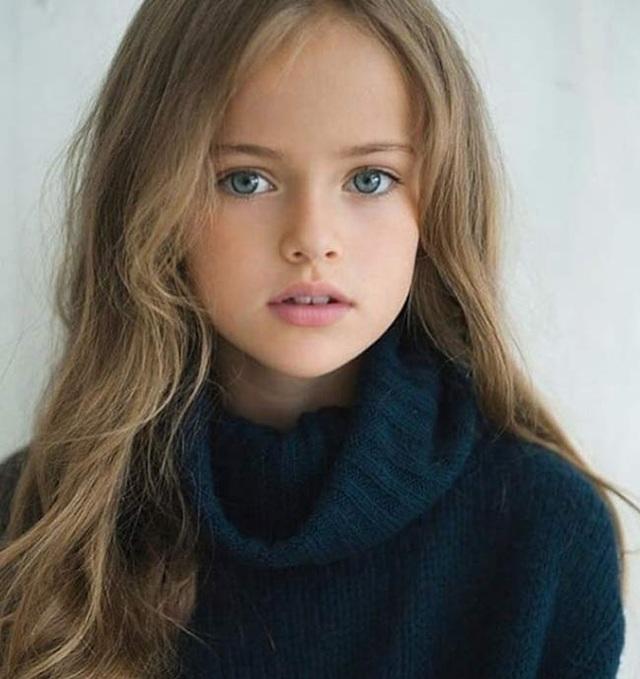 3 người mẫu nhí được mệnh danh bé gái đẹp nhất thế giới - 9