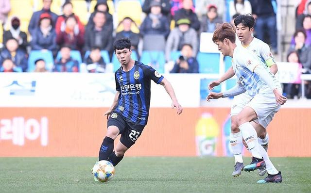 """Công Phượng vẫn bị """"trói"""" bởi áp lực ở Incheon United? - 2"""