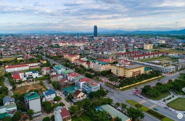 Thành phố Hà Tĩnh chính thức được công nhận là đô thị loại II - 1