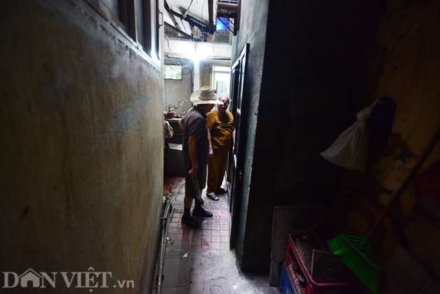 ẢNH: Những con ngõ siêu nhỏ ở phố cổ Hà Nội - 1