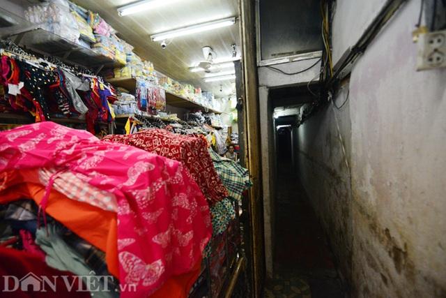 ẢNH: Những con ngõ siêu nhỏ ở phố cổ Hà Nội - 2