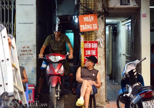 ẢNH: Những con ngõ siêu nhỏ ở phố cổ Hà Nội - 3