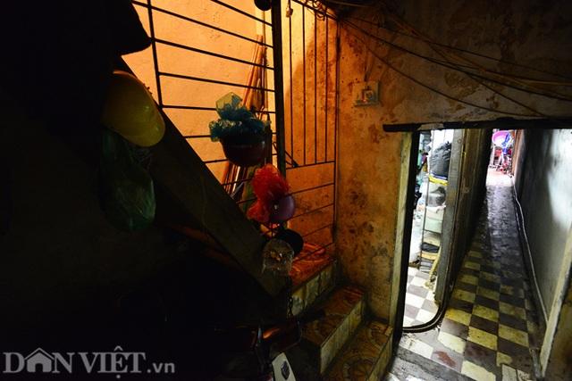 ẢNH: Những con ngõ siêu nhỏ ở phố cổ Hà Nội - 4