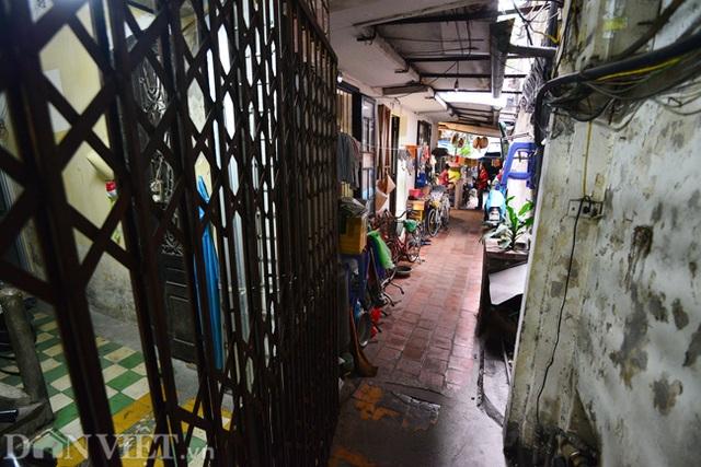 ẢNH: Những con ngõ siêu nhỏ ở phố cổ Hà Nội - 6