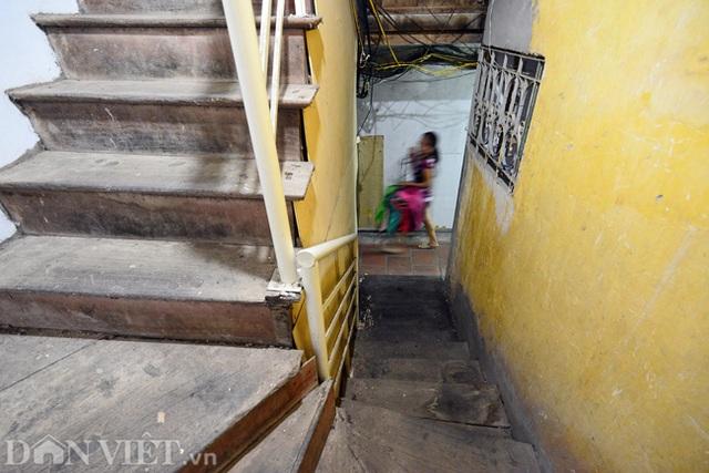 ẢNH: Những con ngõ siêu nhỏ ở phố cổ Hà Nội - 7