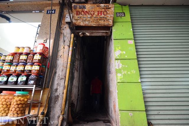 ẢNH: Những con ngõ siêu nhỏ ở phố cổ Hà Nội - 8