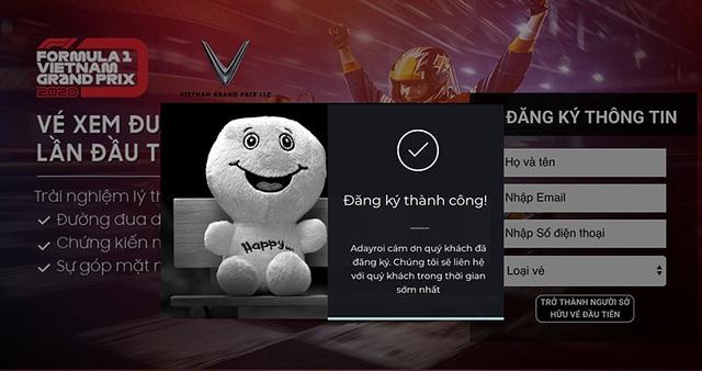 Vé xem đua xe F1 tại Hà Nội khởi điểm từ 1.750.000 đồng - 3