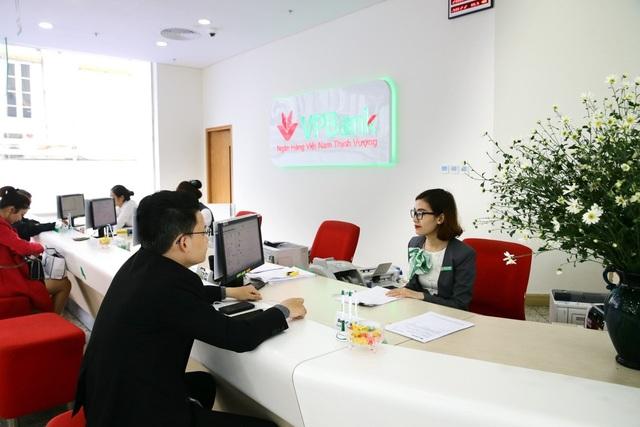 VPBank đạt hơn 7.900 tỷ đồng doanh thu trong quý I/2019 - 1