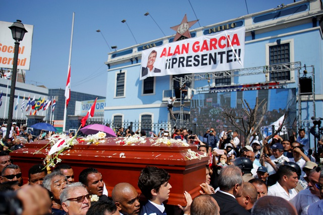 Thư tuyệt mệnh của cựu tổng thống Peru trước khi tự sát trong đại án hối lộ - 2