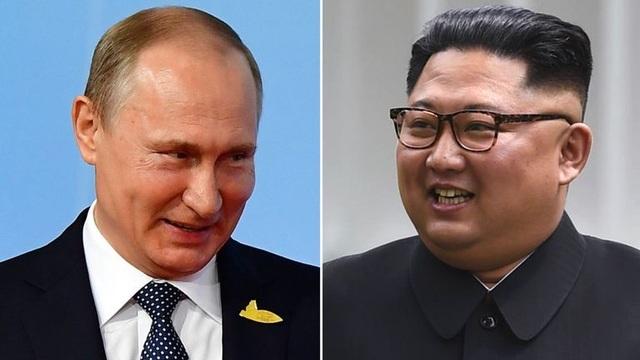 Ông Kim Jong-un đánh tiếng hợp tác với ông Putin giữa lúc căng thẳng với Mỹ - 1