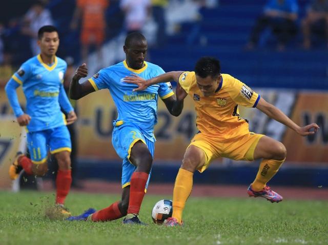 Bị Khánh Hoà chia điểm phút bù giờ, Thanh Hoá chưa biết mùi chiến thắng - 1