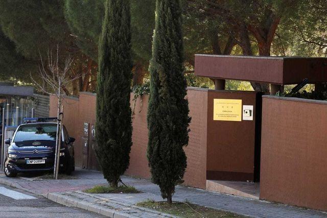 Mỹ bắt cựu quân nhân đột nhập đại sứ quán Triều Tiên ở Tây Ban Nha - 1