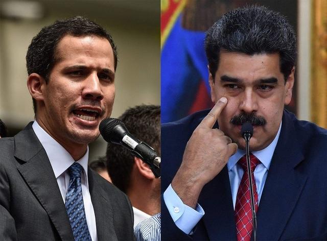 """""""Tổng thống tự phong"""" kêu gọi biểu tình lớn nhất lịch sử Venezuela nhằm lật đổ ông Maduro - 1"""
