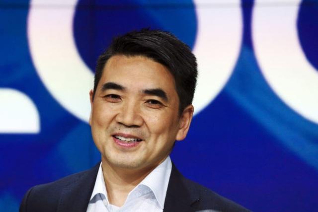 Ông Eric Yuan, tỷ phú công nghệ mới nhất với việc sở hữu 20% cổ phần của Zoom trị giá khoảng 2,9 tỷ USD.