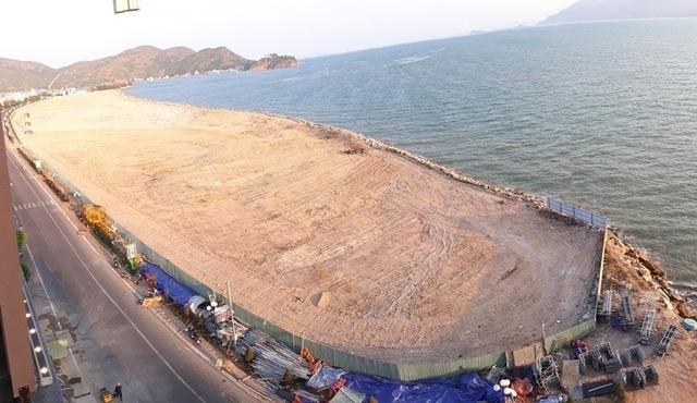 Đồng ý bản quy hoạch chi tiết khu lấn biển ở Quy Nhơn - 1