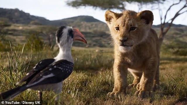 """""""Vua sư tử"""" phiên bản mới khác gì so với bản gốc cách đây 25 năm? - 1"""