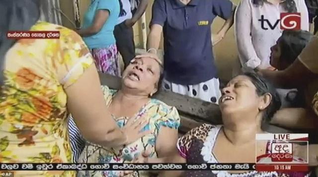 8 vụ đánh bom liên tiếp nhằm vào nhà thờ, khách sạn Sri Lanka, 207 người chết - 19