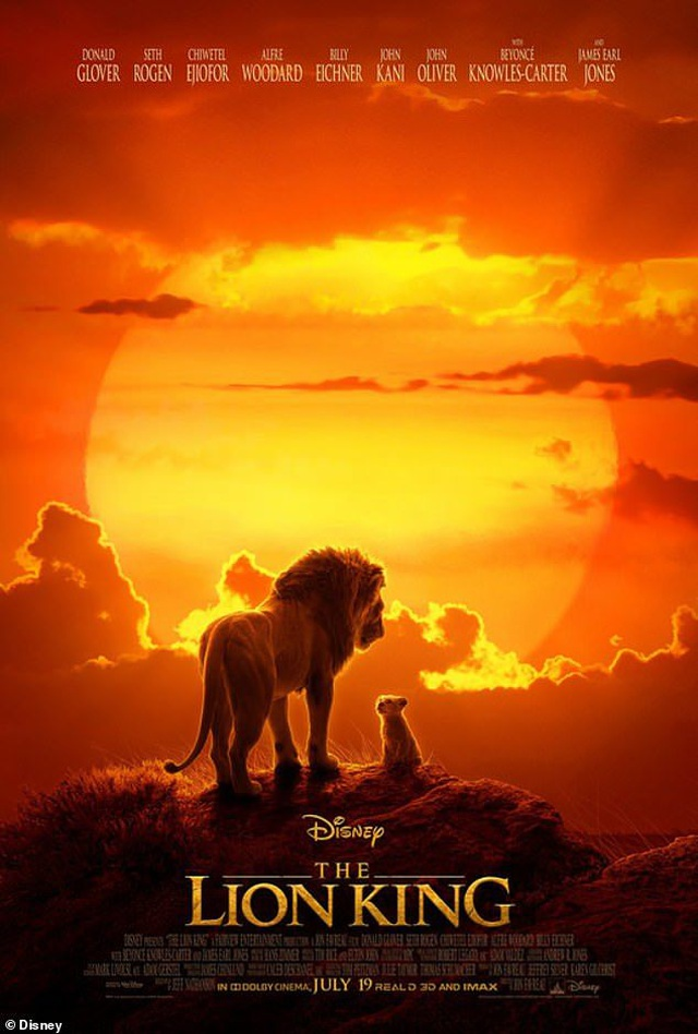"""""""Vua sư tử"""" phiên bản mới khác gì so với bản gốc cách đây 25 năm? - 4"""