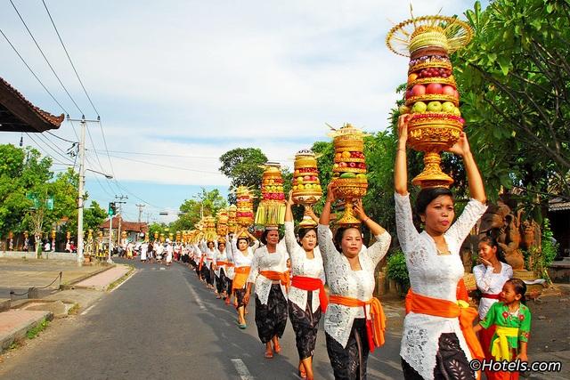 Phong tục mai táng ám ảnh và những nét văn hóa đặc biệt của người Bali - 4