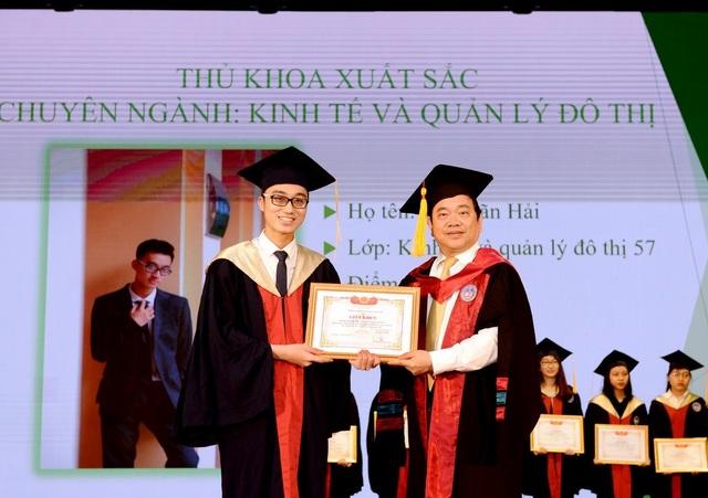 Thêm 1322 cử nhân tốt nghiệp ngành kinh tế - 1