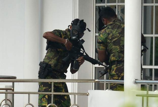 8 vụ đánh bom liên tiếp nhằm vào nhà thờ, khách sạn Sri Lanka, 207 người chết - 6