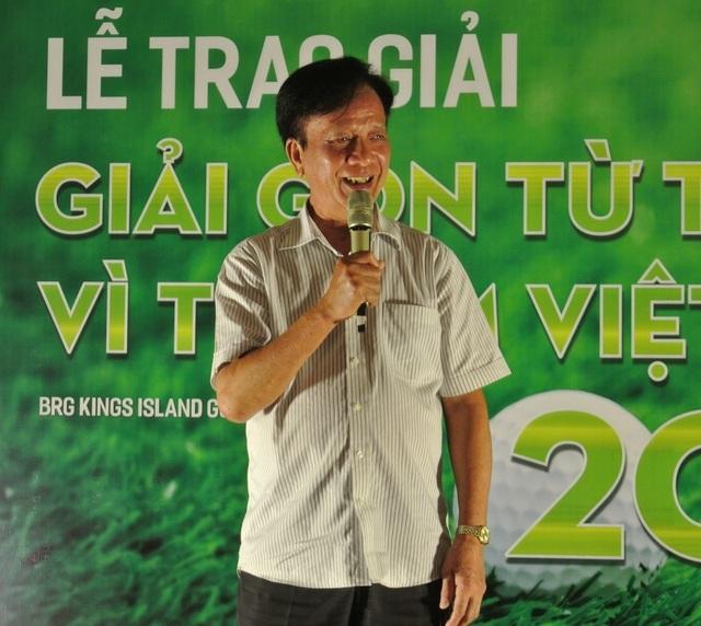 Giải golf từ thiện vì trẻ em trao tặng 500 triệu đồng cho Quỹ Khuyến học Việt Nam - 2