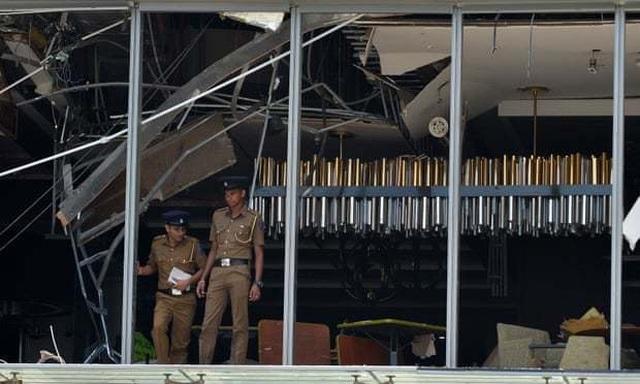 8 vụ đánh bom liên tiếp nhằm vào nhà thờ, khách sạn Sri Lanka, 207 người chết - 16