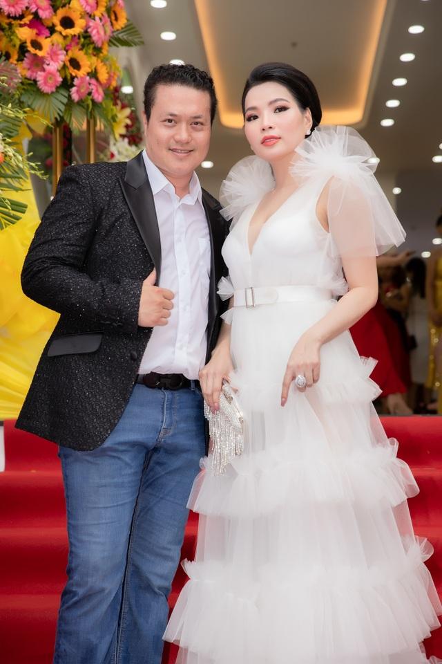 Hoa hậu Thùy Dung khánh thành nhà máy tại TPHCM - 3