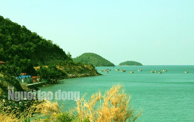 Nam Du đẹp hút hồn những ngày cuối tháng 4 - 7