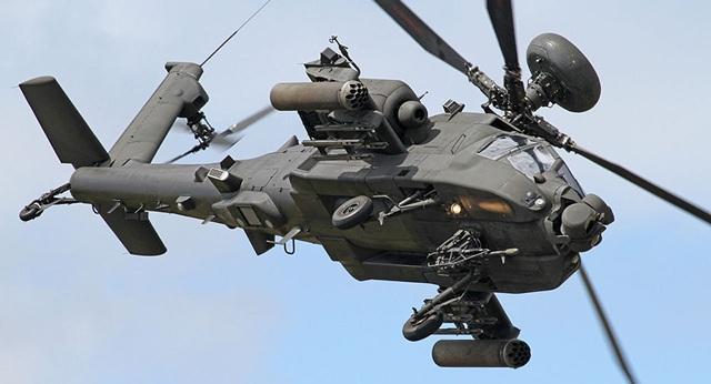 Sau Pháp, Anh đưa dàn trực thăng tấn công tới sát biên giới Nga - 1