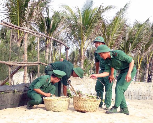 Phú Yên: Hơn 200 đoàn viên tham gia chiến dịch làm sạch bãi biển - 2