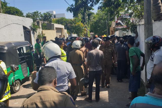 8 vụ đánh bom liên tiếp nhằm vào nhà thờ, khách sạn Sri Lanka, 207 người chết - 8