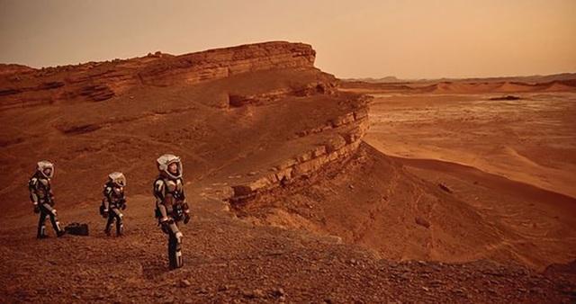 Các phi hành gia trên đường tới sao Hỏa có thể phải đeo kính bơi - 1
