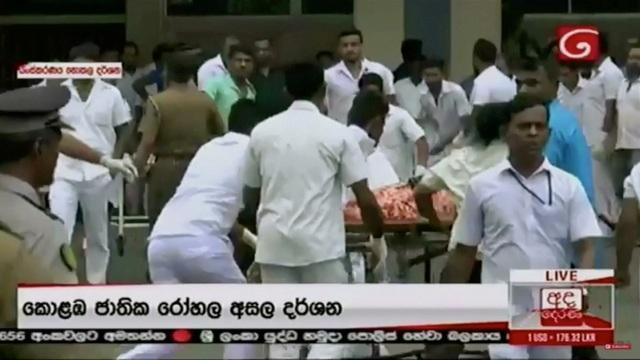 8 vụ đánh bom liên tiếp nhằm vào nhà thờ, khách sạn Sri Lanka, 207 người chết - 17