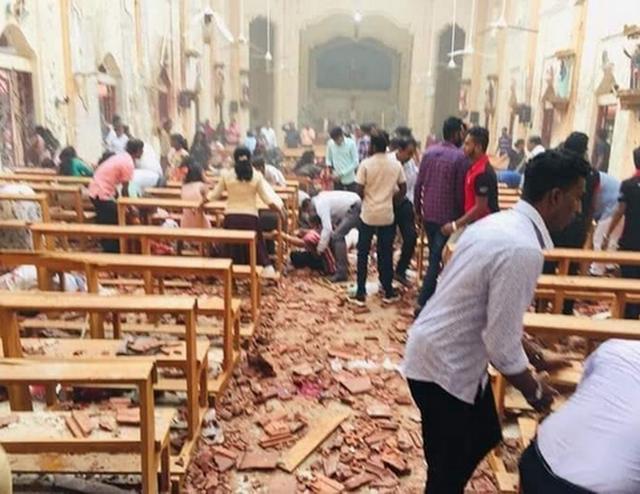 Sri Lanka chỉ đích danh thủ phạm đứng sau vụ tấn công khiến 290 người thiệt mạng - 1