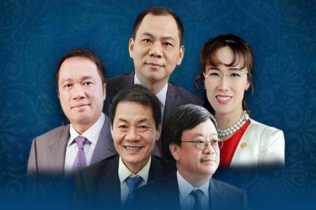 Người giàu nhất Việt Nam mất 13 nghìn tỷ đồng; 4 người còn lại nhận lương bao nhiêu? - 4
