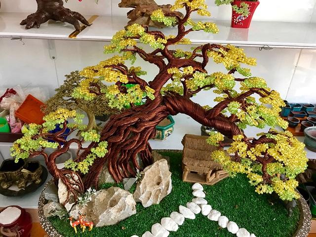 Khởi nghiệp với bonsai dây kim loại - 2