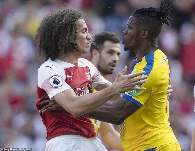 Nhìn lại trận derby thua đắng của Arsenal trước Crystal Palace - 8