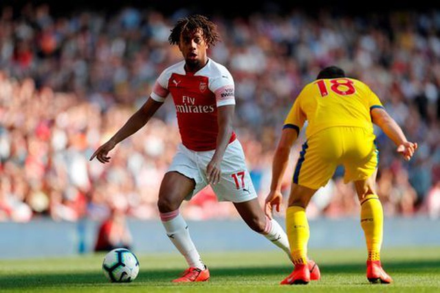 Nhìn lại trận derby thua đắng của Arsenal trước Crystal Palace - 9