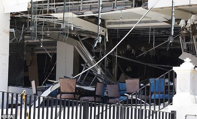 Giây phút kinh hoàng trong vụ đánh bom đẫm máu làm 290 người chết ở Sri Lanka - 5
