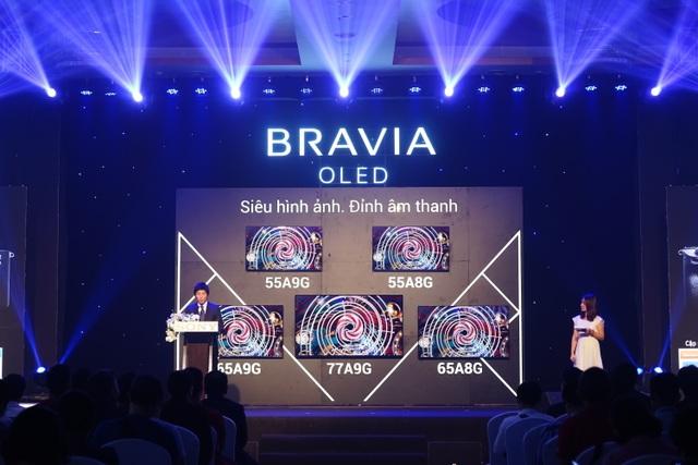 Sony giới thiệu loạt TV Bravia 2019 tại Việt Nam - 1