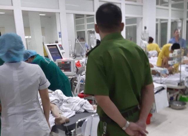 Đội phó Đội Quản lý thị trường tử vong trong khi bị tạm giam - 2