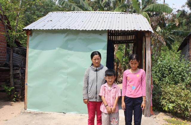Phú Yên: Trao 66 triệu đồng cho 3 mẹ con chị Hồ Thị Thừa - 1