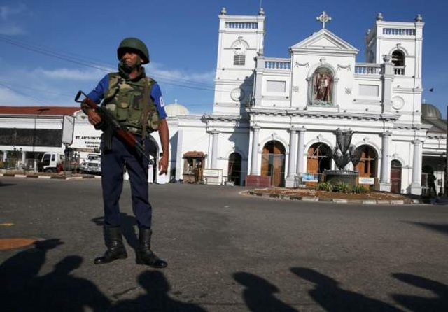 Số người chết trong vụ tấn công đẫm máu ở Sri Lanka tăng lên 290 - 4