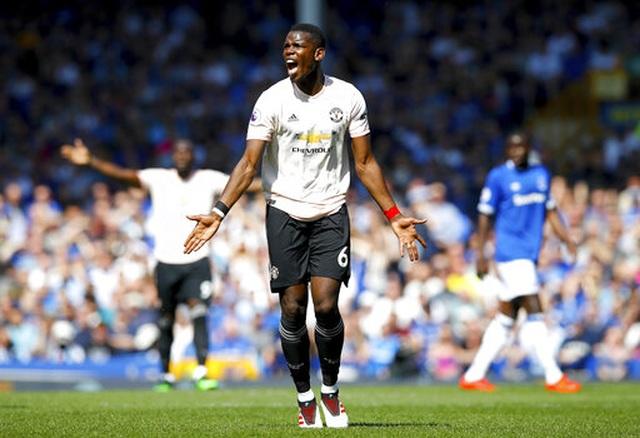 Cầu thủ Man Utd tệ hại như thế nào ở trận thua Everton? - 4