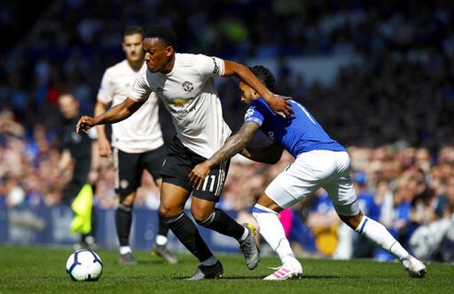 Cầu thủ Man Utd tệ hại như thế nào ở trận thua Everton? - 5