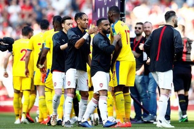 Nhìn lại trận derby thua đắng của Arsenal trước Crystal Palace - 2