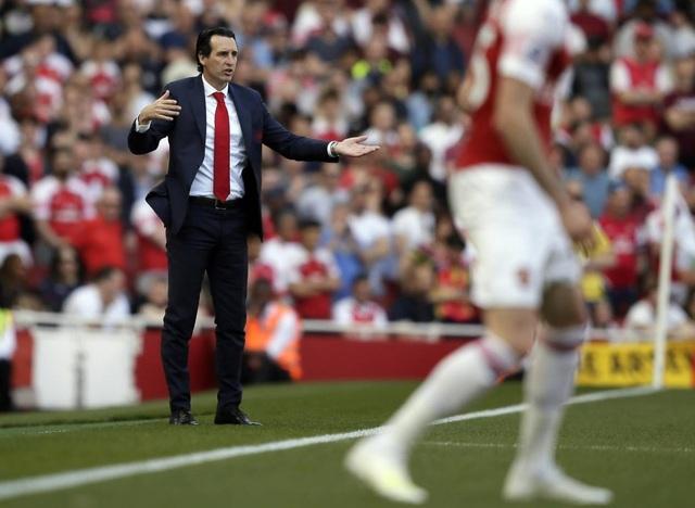 Nhìn lại trận derby thua đắng của Arsenal trước Crystal Palace - 4